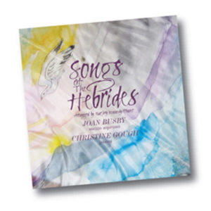 Songs of the Hebrides CD
