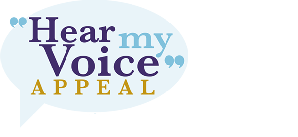 Hear my voice appeal
